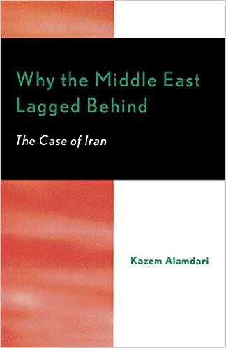 Why the Middle East Lagged Behind front cover